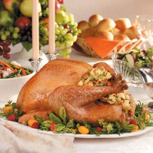 Countdown to Thanksgiving…