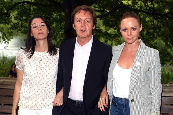McCartney+Family