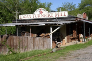 Logan Turnpike Mill is hallowed ground for many chefs. The grist mill produces everything hands-on and their coarse-ground grits make a perfect accompaniment to many entrees.