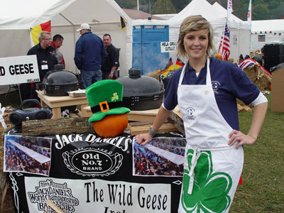 """The Jack"" is an international barbecue competition."