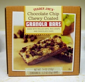 Trader Joe's Granola Bars