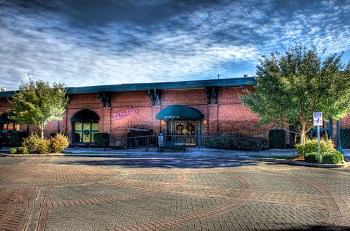 """The Dalton Depot Restaurant building was a major player in """"The Great Locomotive Chase."""""""