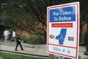 Dalton Self-Guided Tour