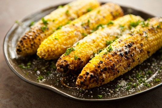 Photo Credit: Grilled Corn