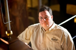 John Lunn is the Master Distiller for George Dickel.
