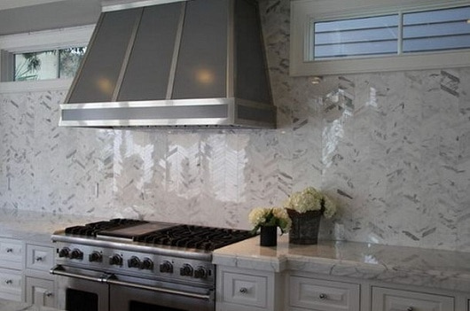 Enjoy more backsplash real estate!