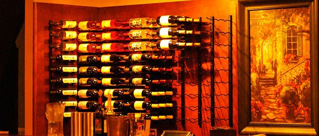 Sylvan Valley Lodge features popular wine dinners throughout the year.