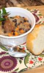 Delicious stews and rich soup recipes