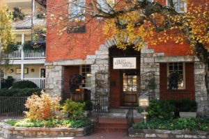 The Old Edwards Inn, is a Highlands, NC epicurean shrine.
