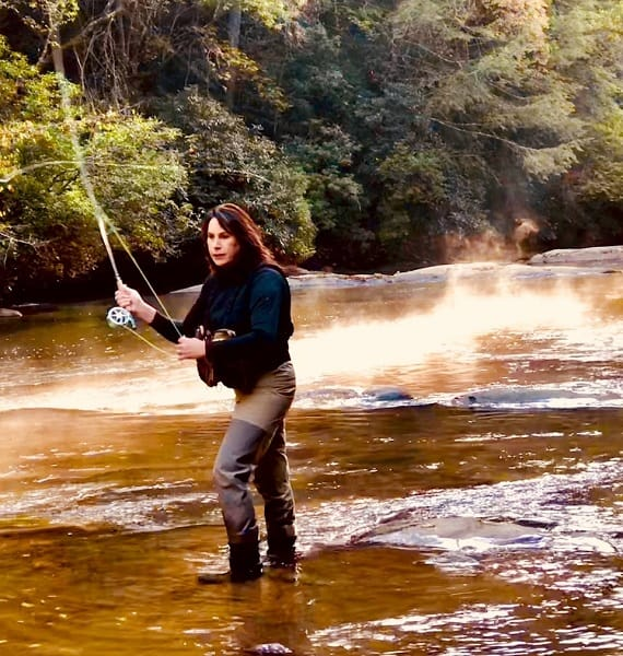 Abby Fly Fishing