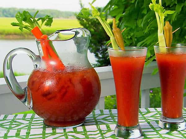 Datil Pepper Bloody Mary