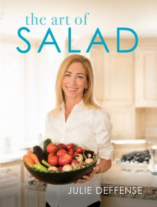 The Art of Salad - ebook cover