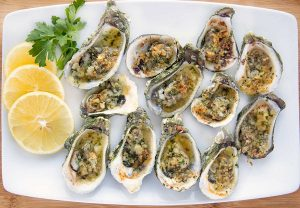 Baked-Oysters